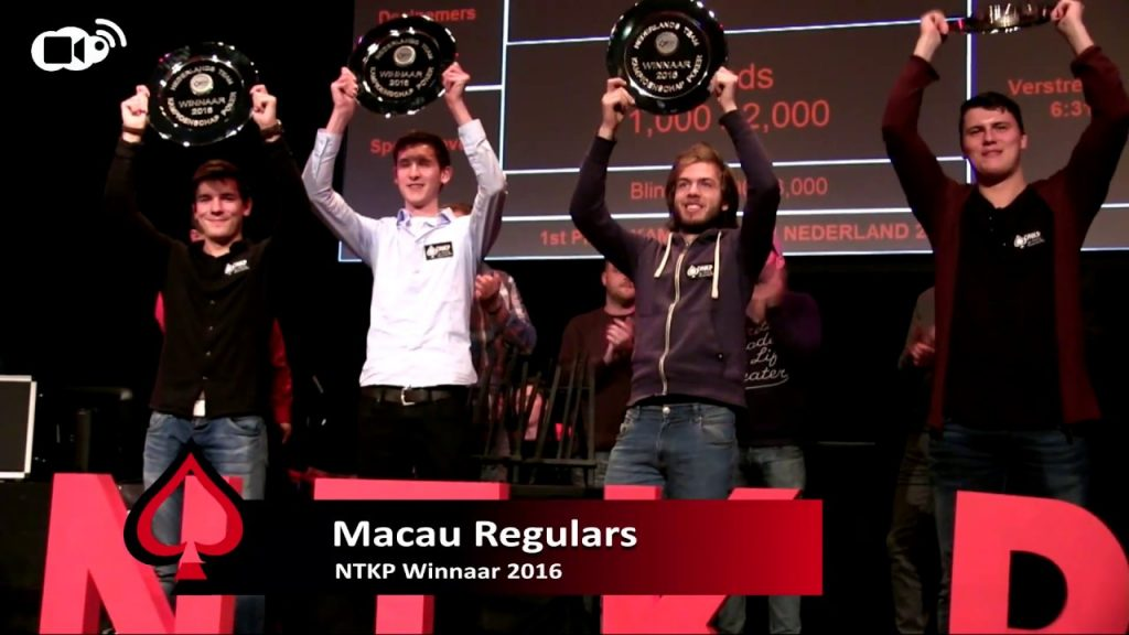 The Macau Regulars NTKP 2016